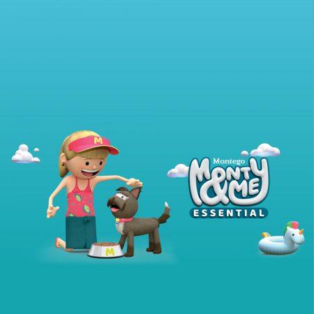 Monty & Me
